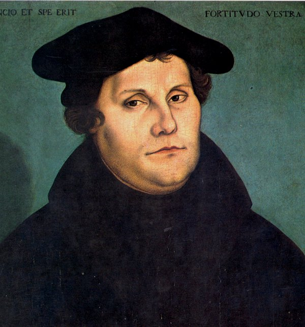 Martin Luther 1529